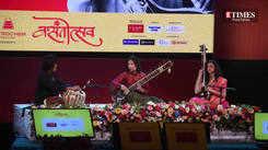 Shakir Khan enthralled Pune audience at Vasantotsav 2021