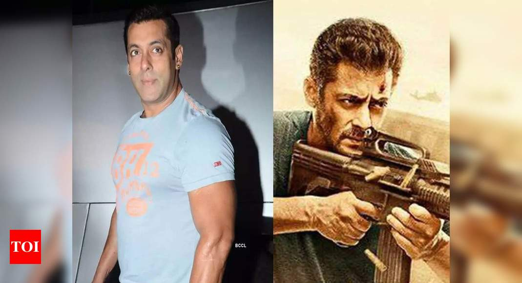 Salman Khan expected to learn parkour for 'Tiger 3' - Times of India