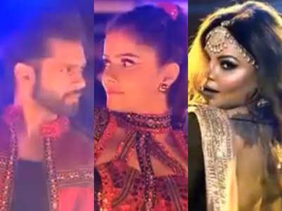 BB: Rahul, Rubina have an ultimate dance-off
