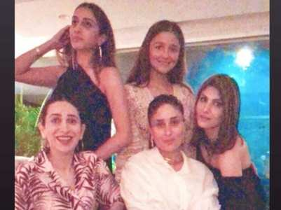 Riddhima sends out heartfelt wishes to Bebo