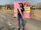 VLCC Femina Miss Grand India 2020 Manika Sheokand spreads awareness on menstrual waste management in Delhi