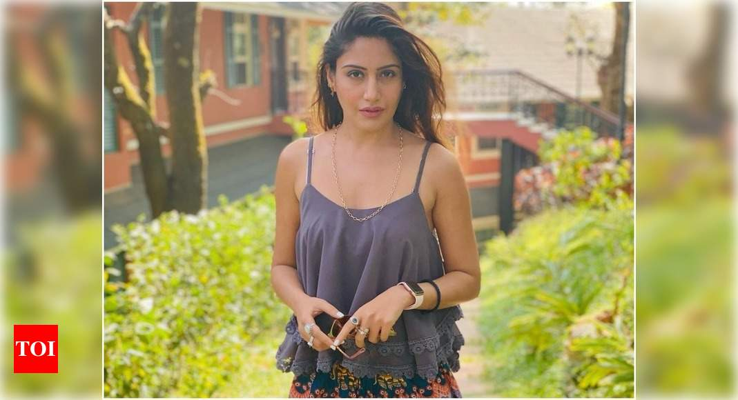 Surbhi Chandna on her toned avatar: The strenuous physical activity on the sets and eating right, helped - Times of India