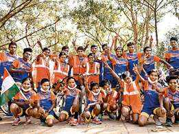 21 Chenchu tribal youth step out of the forest to go on a 9000-km Himalayan expedition