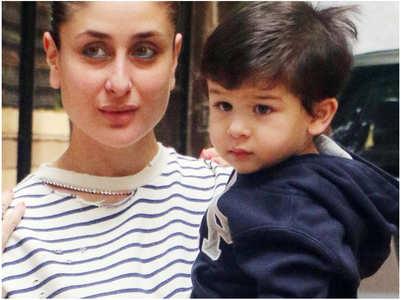 Excl: Kareena-Saif's newborn resembles Taimur
