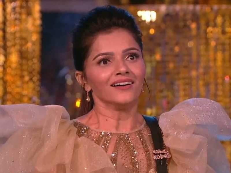 Bigg Boss 14 winner: Rubina Dilaik lifts the trophy and takes home prize money of Rs 36 lakh