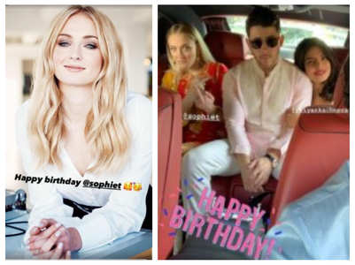 Nick wishes Sophie on b'day with unseen pic