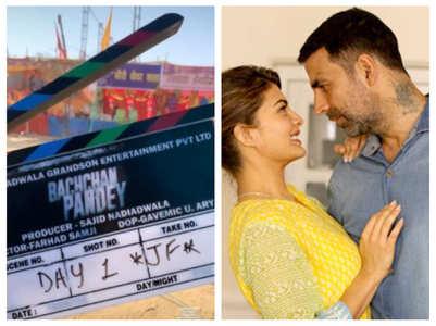 Bachchan Pandey: Jacqueline kickstarts shoot