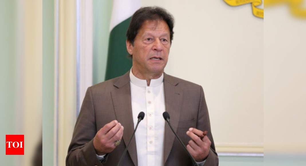 To avoid clash with India, Sri Lanka cancels Imran Khan's speech in Parliament - Times of India