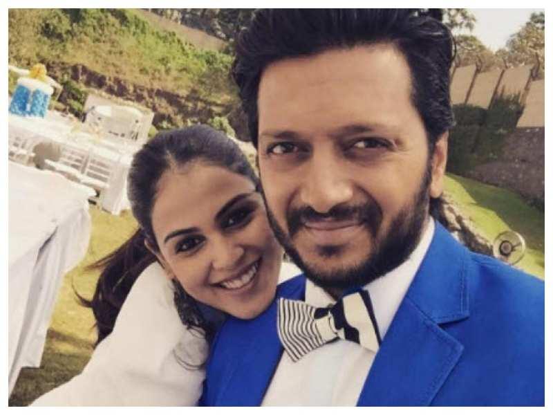 Riteish Deshmukh reveals the secret behind his happy marriage with wife Genelia Deshmukh