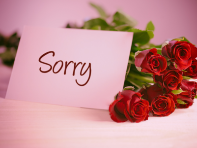 Sincere and effective ways to apologise if you've hurt someone