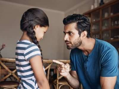 Type of disagreements you might have with your kid