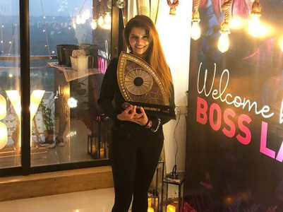 Abhinav welcomes home 'boss lady' Rubina