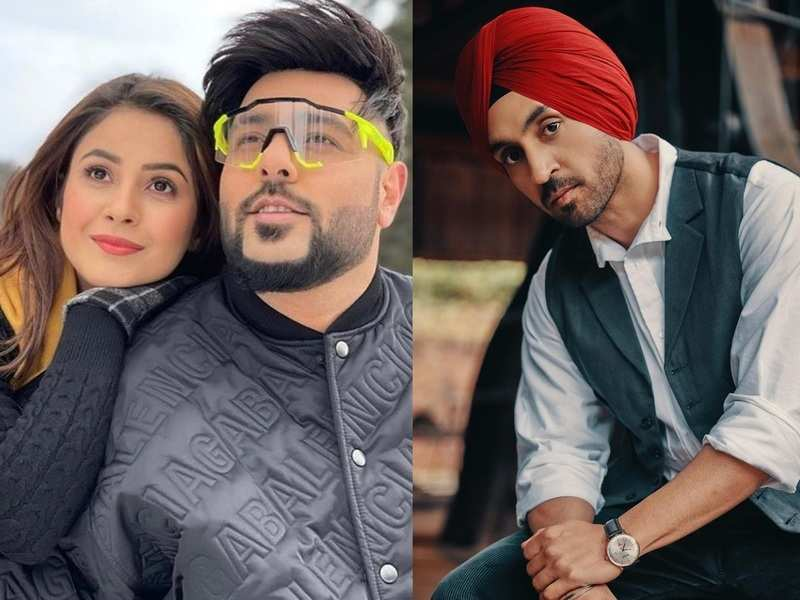 Shehnaaz Gill: It was my dream to work with Badshah and Diljit Dosanjh, and both came true