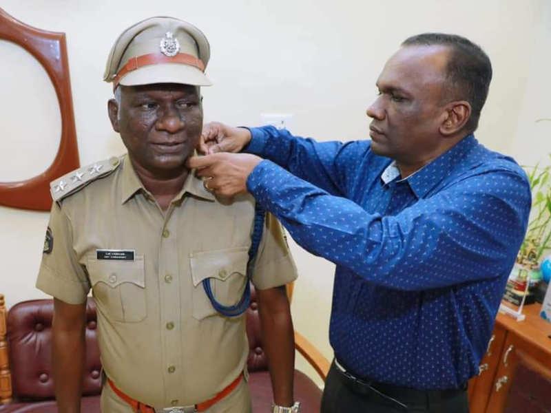 Vijay's Bigil villain gets promotion in police department
