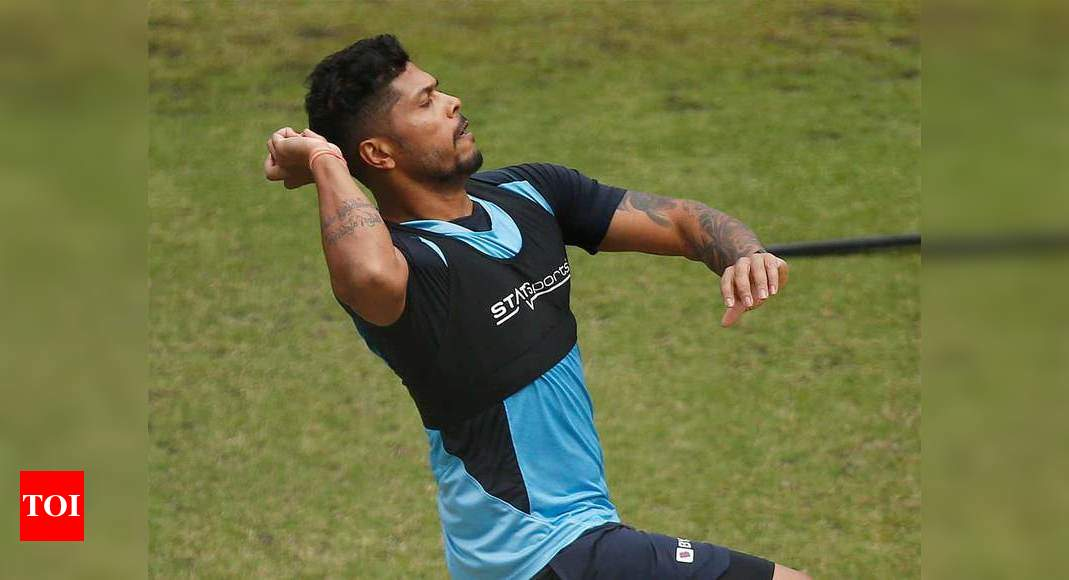India vs England: Umesh Yadav added to India's squad for the last two Tests after clearing fitness test - Times of India