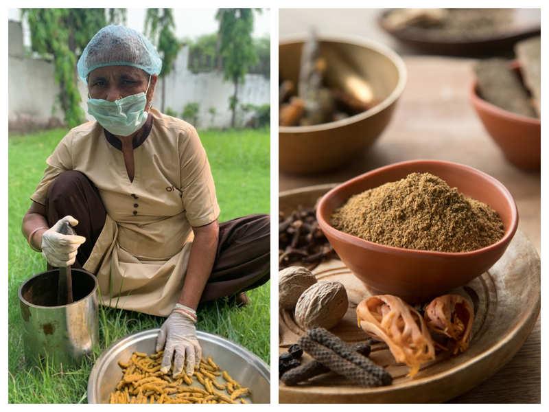 Empowering women through spices