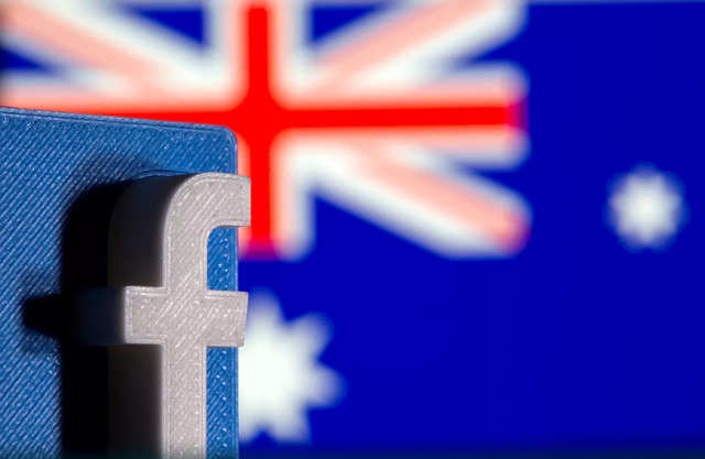UK's culture minister to meet Facebook over Australia news ban