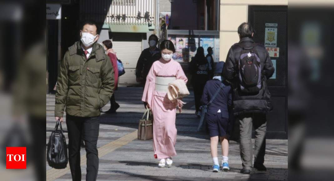 Tokyo Coronavirus Cases: Tokyo's new daily Covid-19 cases drop below 200 for 1st time in 3 months | World News – Times of India