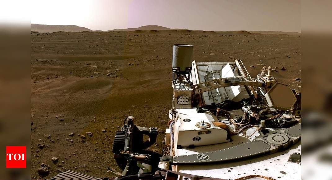 Nasa Mars landing video: 'Stuff of our dreams'   World News - Times of India