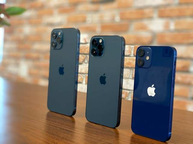 iPhone 12 series helps Apple beat Samsung