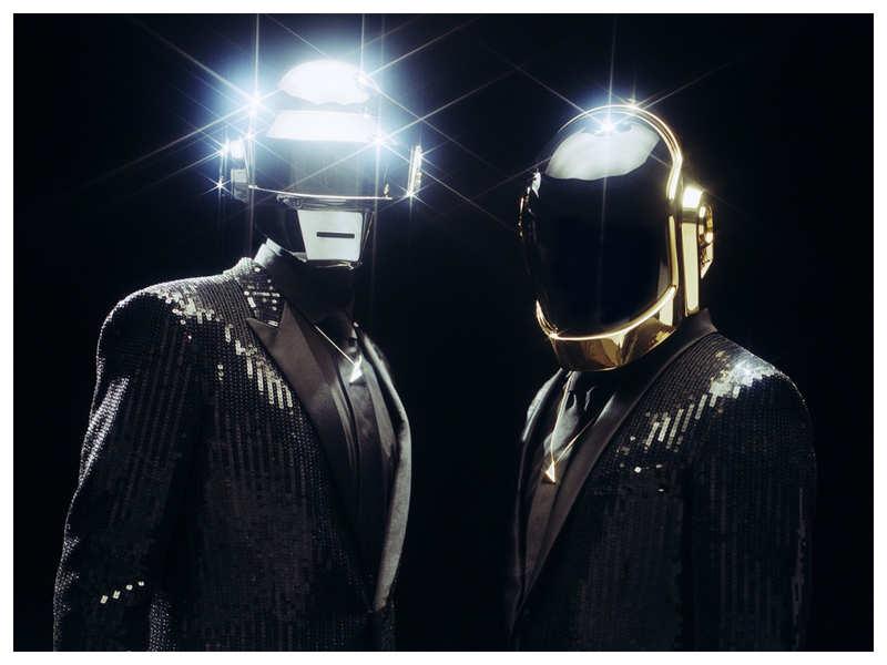 Pic: Daft Punk Music Video