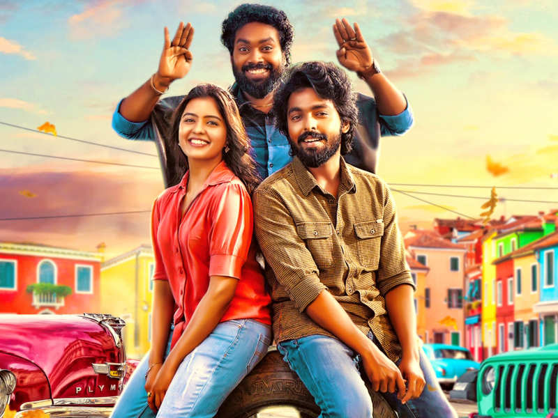 GV Prakash's film with director Rajesh titled Vanakkamda Mappilei