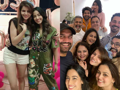 BB14 winner Rubina Dilaik parties hard, pics