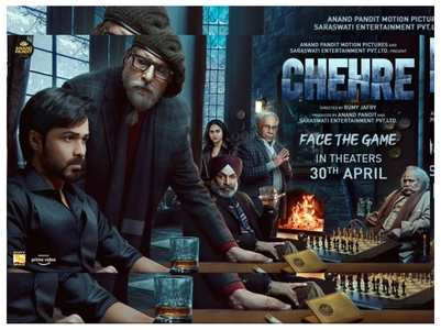 'Chehre' to hit the theatres on April 30