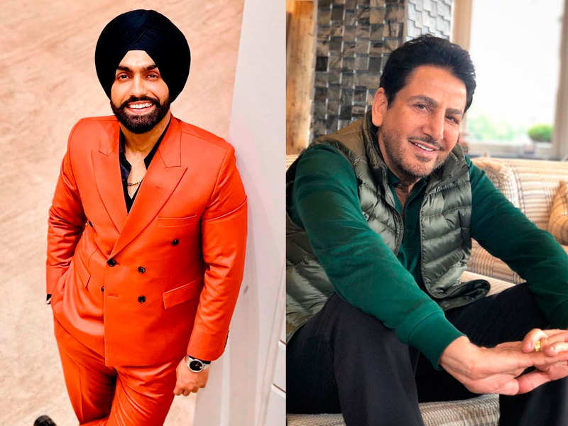 Did you know Ammy Virk dreams of singing a duet with Gurdas Maan?