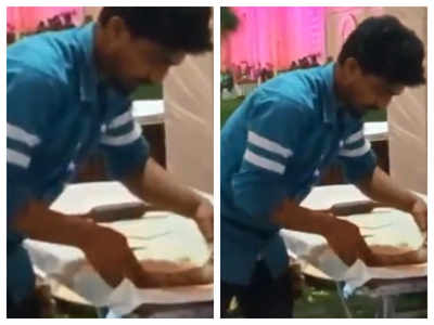 A man spitting on tandoori roti is the worst thing you can witness on internet