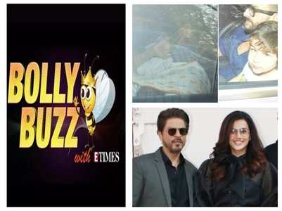 Bolly Buzz! Taapsee bags a film with SRK