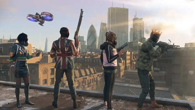 Watch Dogs Legion online mode to launch next month