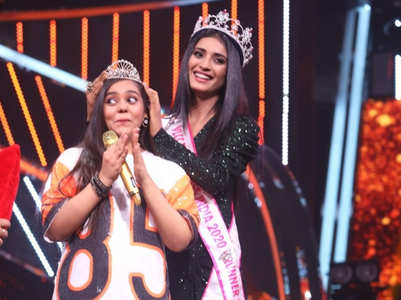Indian Idol: Manya Singh crowns Shanmukha