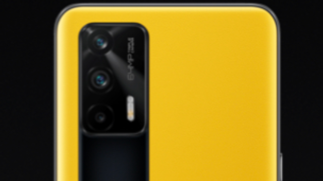Realme teases Snapdragon 888-powered flagship phone, here's how it looks