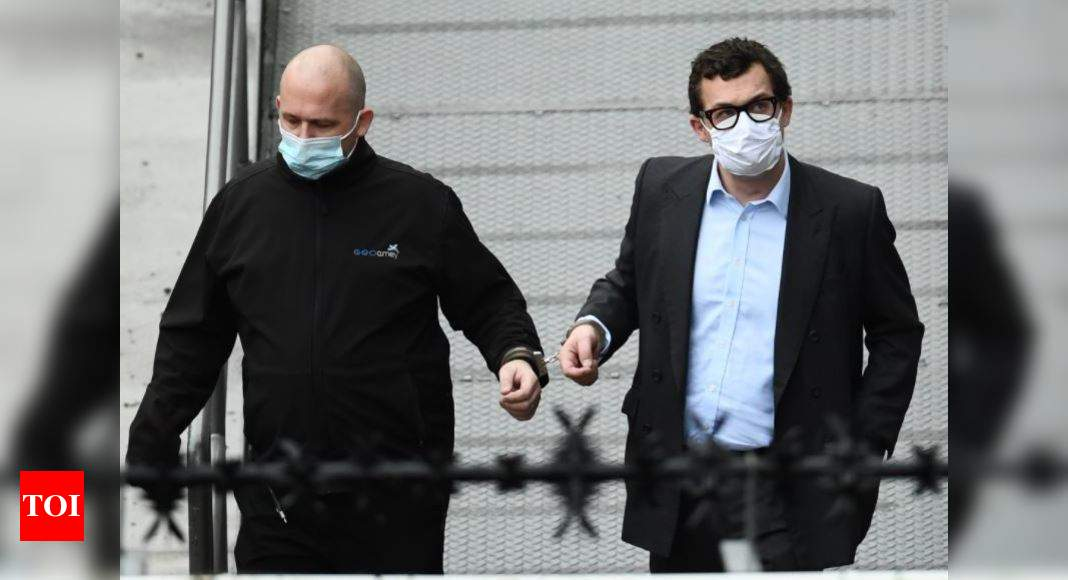 Simon Bowes Lyon: Queen's relative handed 10-month jail term for sexual assault in UK | World News - Times of India