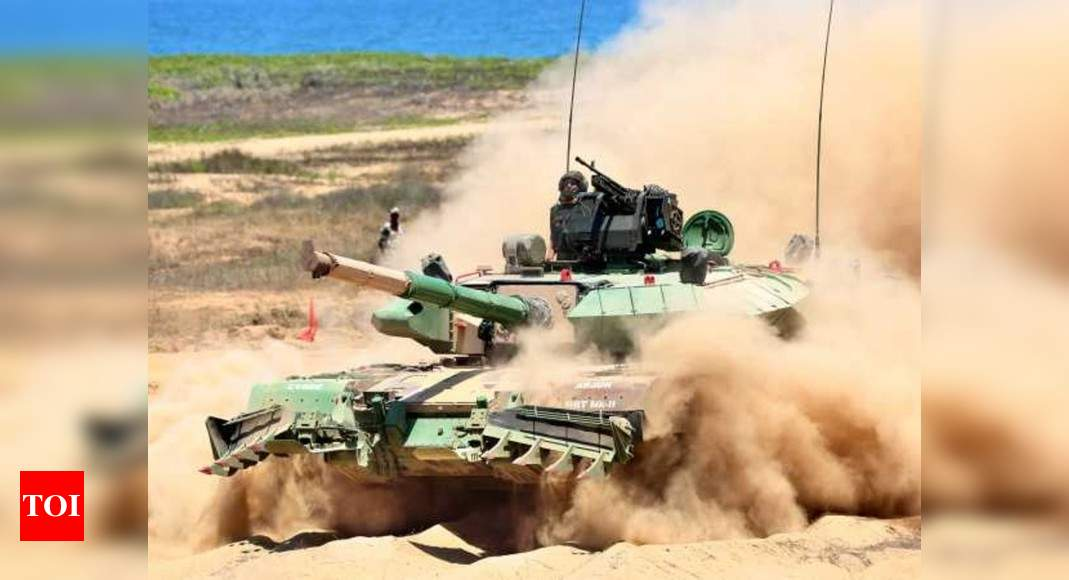 MoD clears 118 'improved' Arjun tanks among Rs 17,000 crore worth of procurement proposals    India News – Times of India