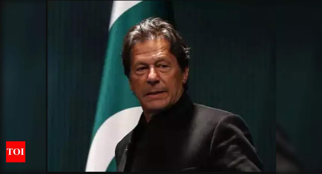 India allows Pakistan PM Imran Khan to use airspace while flying to Colombo |  India News – Times of India