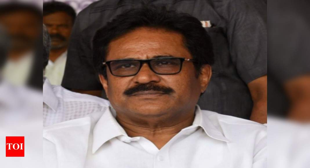 Amit Shah and Narendra Modi suspected of toppling the Puducherry government: Trichy MP Thirunavukkarasar |  India News – Times of India