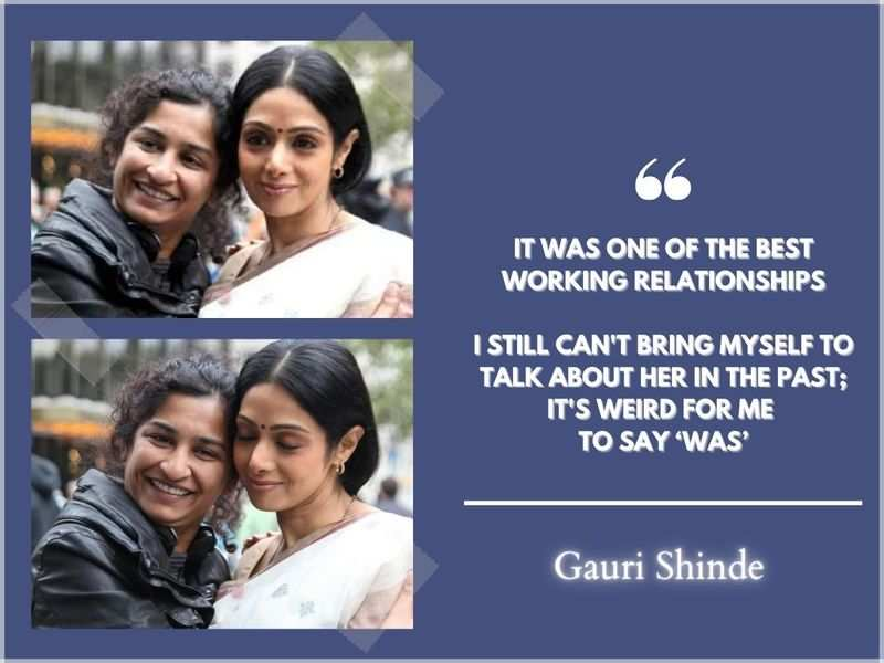 Exclusive Interview! 'English Vinglish' director Gauri Shinde: I would have made a film with Sridevi now, and maybe every year!