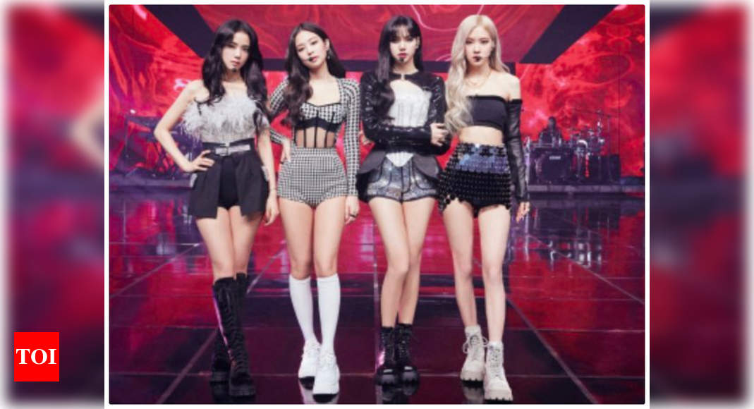 BLACKPINK becomes first K-Pop group to cross 1.5 billion views on YouTube for 'DDU-DU DDU-DU' music video – Times of India