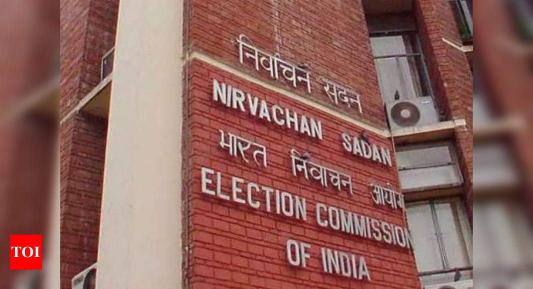 Election Commission to hold meeting on Wednesday to finalise upcoming Assembly elections of 5 states | India News – Times of India