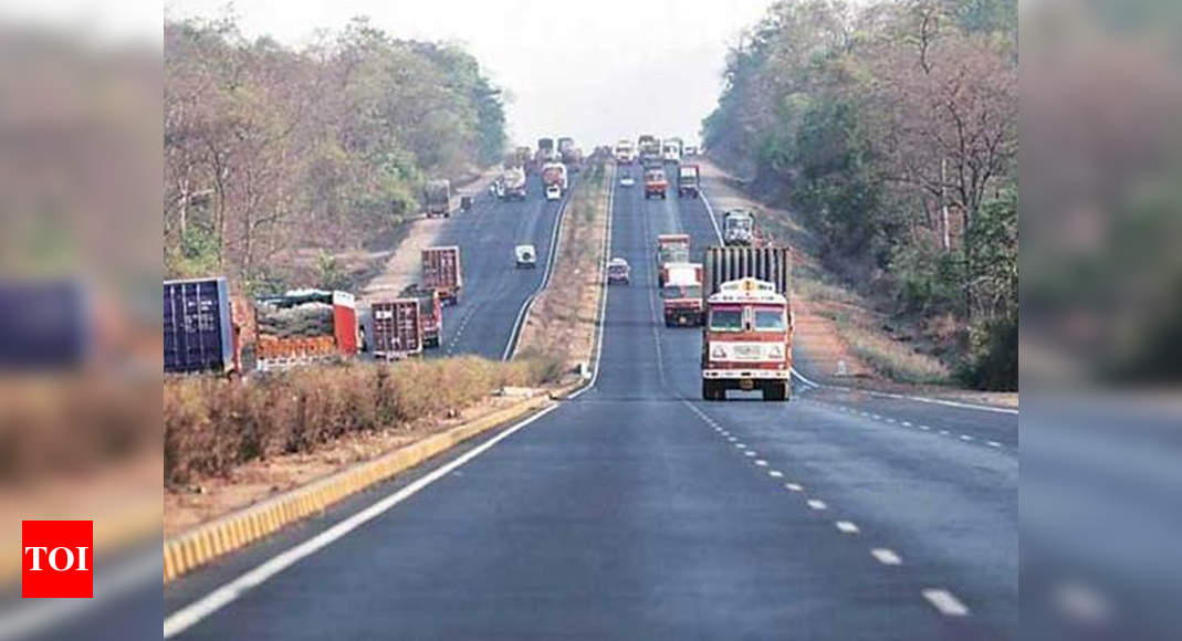 , NHAI draws a line to stop queues from forming at toll plazas due to glitches in reading of FASTags, The World Live Breaking News Coverage & Updates IN ENGLISH