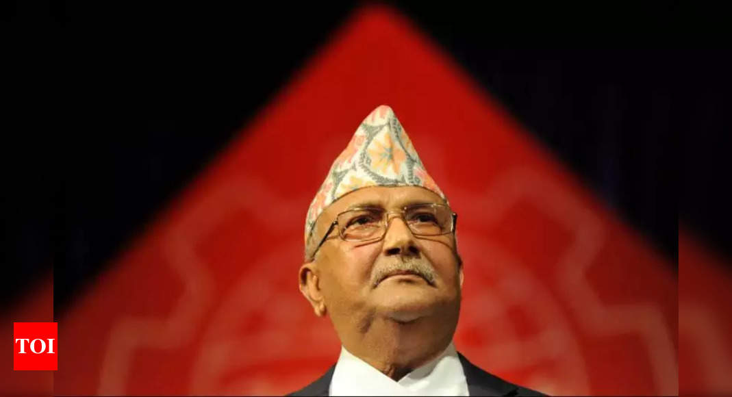 In blow to Oli, Nepal SC orders parliament to be reinstated - Times of India