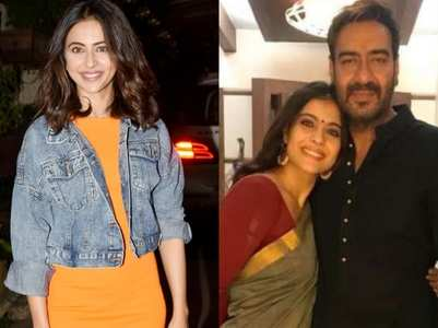 Rakul: Ajay & Kajol set couple goals