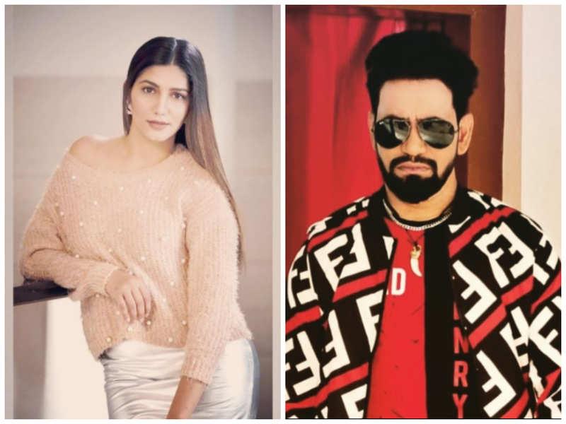 Sapna Chaudhary all set to make her Bhojpuri debut opposite Nirahua