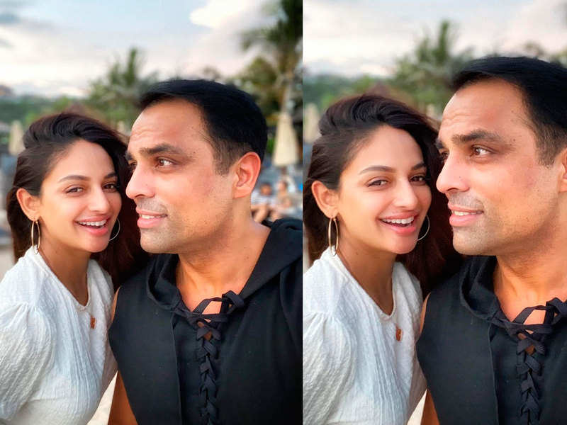 Happy Birthday Rubina Bajwa: Beau Gurbaksh Chahal shares the cutest video