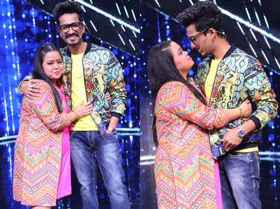 Indian Idol 12: Bharti Haarsh in new episode