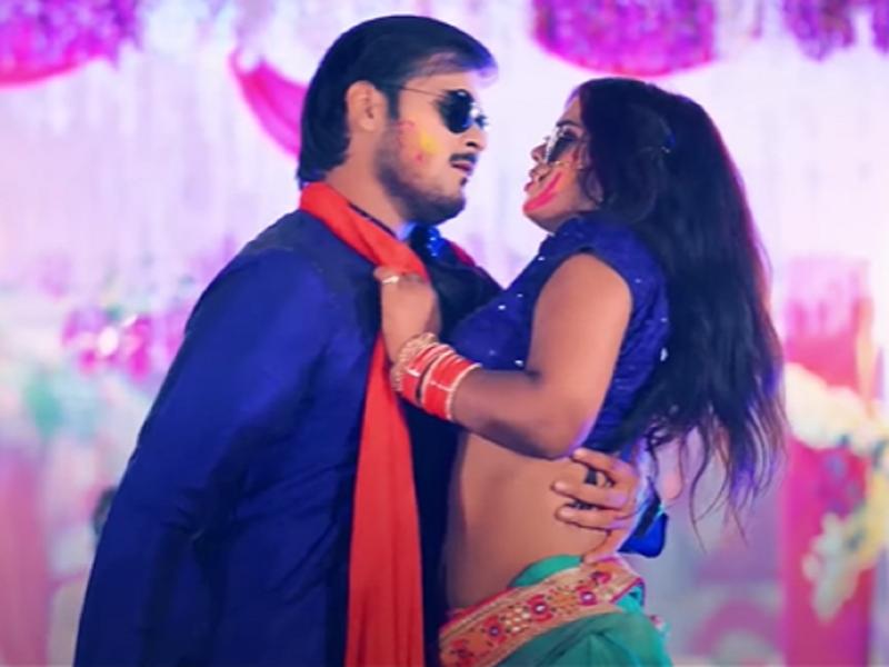 Arvind Akela Kallu's new Holi party song 'Phagua Mein Bhabhi Fariya Lijiye' is out!