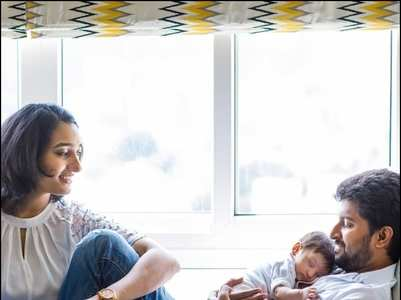 Inside PICS from Nani's personal life
