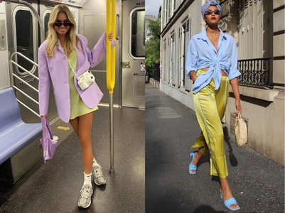 Outfit colour combinations that you must try